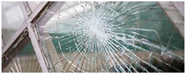 Dorchester Smashed Glass